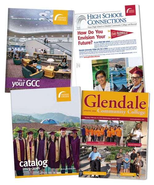 Glendale Community College Flipbook And Pdf Versions Of