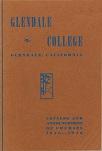 Catalog Cover 1945