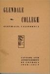 Catalog Cover 1946