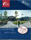 2002 Catalog