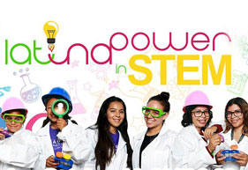 latina Power STEM