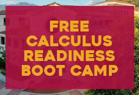 Calculus Readiness Boot Camp