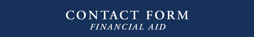 Financial Aid Contact Form