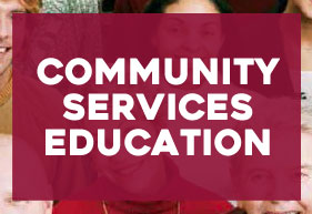 Community Services Education (Extension)