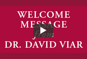 Veterans Welcome message from Dr. David Viar