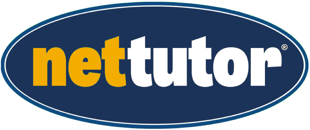 Nettutor Logo with LC colors