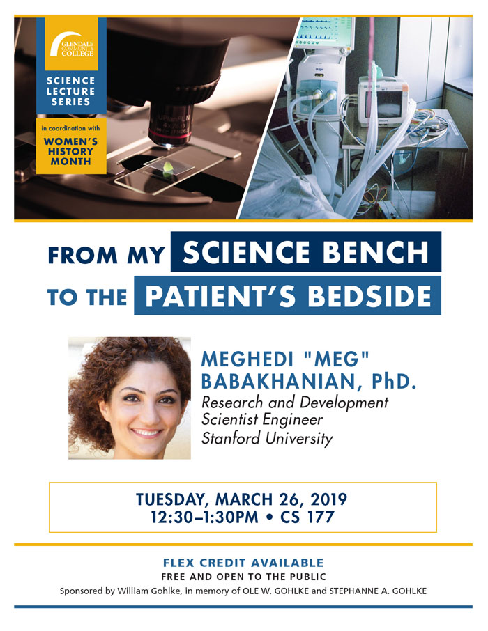 SLS SPRING 2019: From My Science Bench to The Patient's