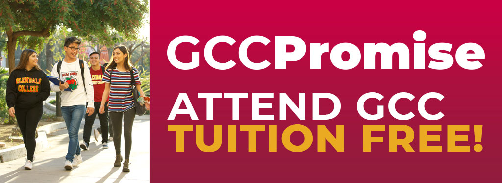 GCCPromise Attend GCC Tuition Free!