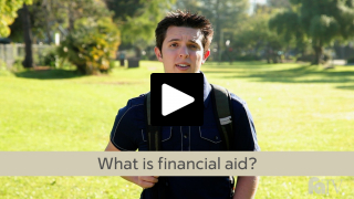 What is financial aid? FATV video
