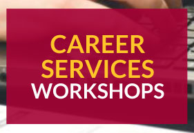 Career Center Workshops