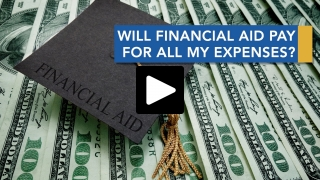 fatv, Will financial aid pay for all my expenses?