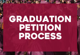 graduation petition process