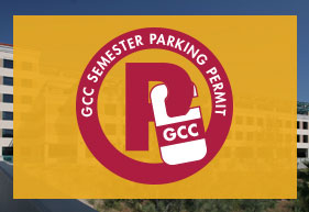GCC semester Parking Permit